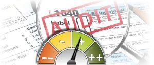 Tax audit risk